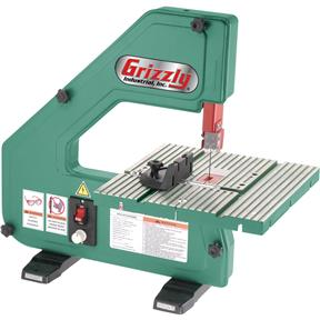 Grizzly Benchtop Bandsaw Model G8976
