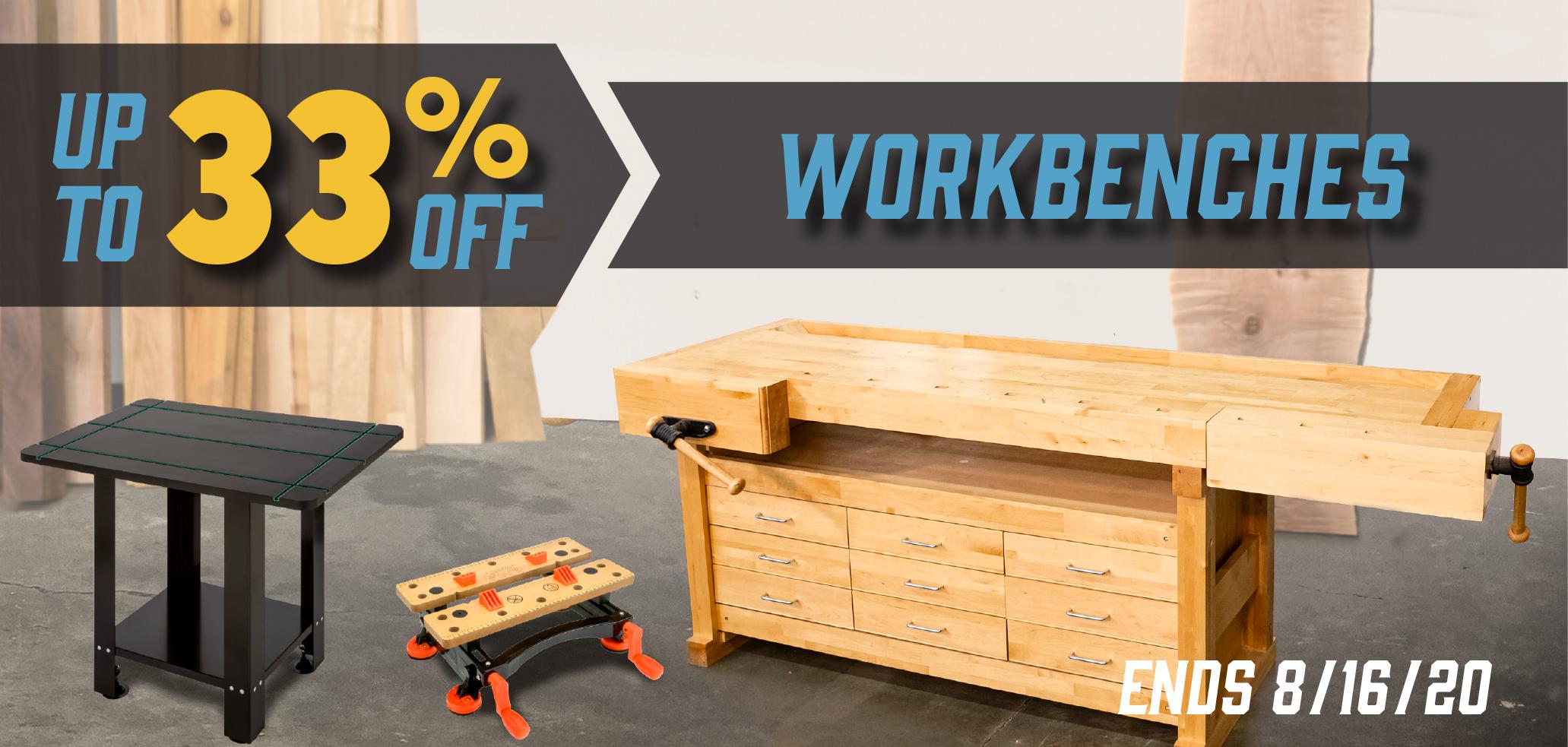 Workbench Sale